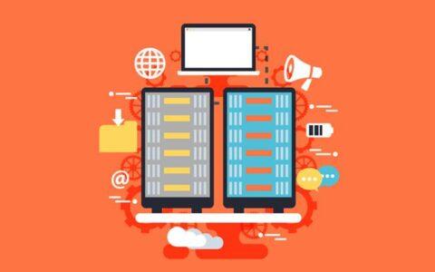 服务器租用网(主机吧)网站前端UI升级完毕的通知