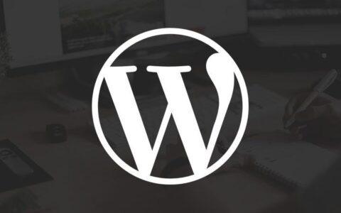 WordPress主题丨系列更新预告_WordPress主题推荐视频(1)